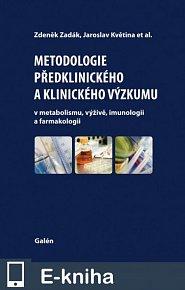 Metodologie předklinického a klinického výzkumu (E-KNIHA)