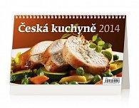 Kalendář 2014 - Česká kuchyně - stolní