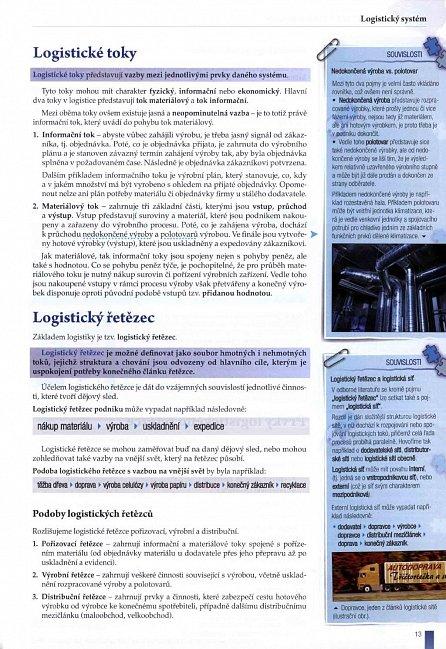 Náhled Logistika - Základy logistiky
