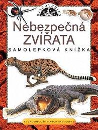 Samolep knížka/ Nebez. zvířata
