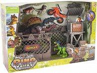 Dino sada s plotem na dinosaury