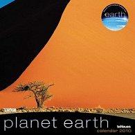 BBC Planet Earth (planeta Země) 2010 - nástěnný kalendář