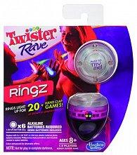 Twister Rave taneční světelné a barevné prstýnky