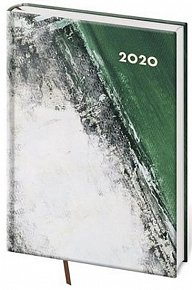 Diář 2020 - Vario/týdenní A5/Green