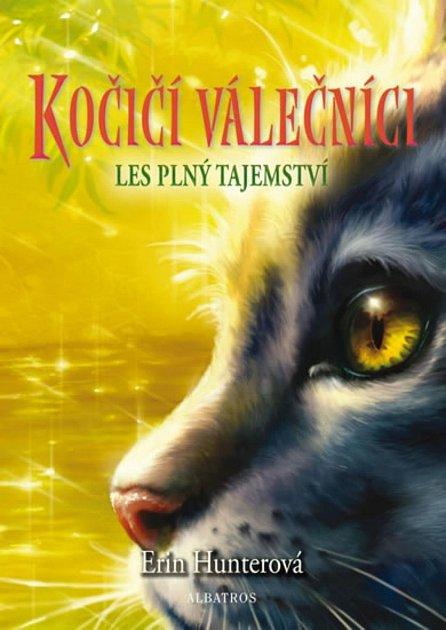 Náhled Kočičí válečníci 3 - Les plný tajemství