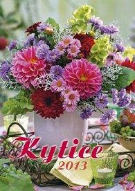 Kytice - nástěnný kalendář 2013