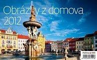Kalendář stolní 2012 - Obrázky z domova