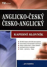 Anglicko-český,česko-anglický kapesní slovník