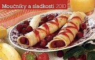 Moučníky a sladkosti 2010 - stolní kalendář