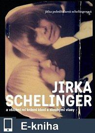 JIRKA SCHELINGER a všichni mí krásní kluci s dlouhými vlasy (E-KNIHA)