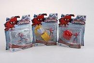 Spiderman akční figurky v pohybu