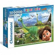 Puzzle Maxi Hodný dinosaur 60 dílků