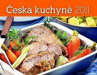 Kalendář 2011 - Česká kuchyně Supermini (15x11,5) stolní