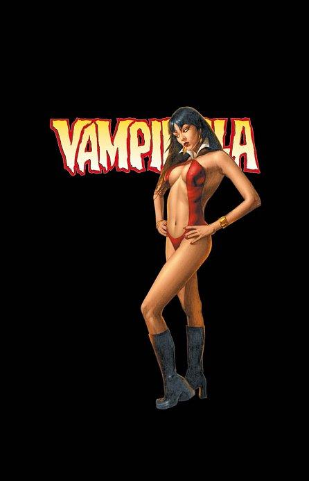 Náhled Vampirella
