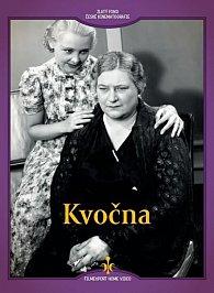 Kvočna - DVD (digipack)