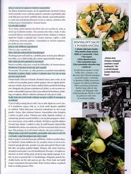 Náhled Apetit Veggie - Zelenina v hlavní roli