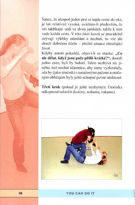 Náhled Sebeobrana pro ženy a dívky