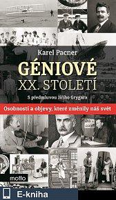 Géniové XX. století (E-KNIHA)
