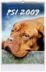 Psi 2009 - nástěnný kalendář