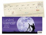 Kalendář stolní 2012 - Lunární kalendář
