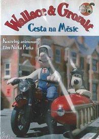 Wallace a Gromit 1: Cesta na měsíc - DVD