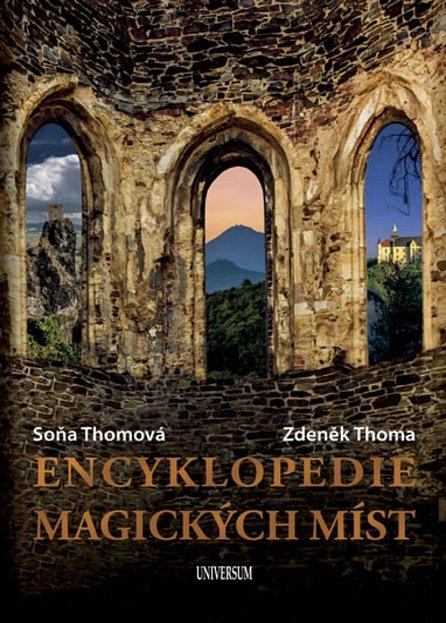 Náhled Encyklopedie magických míst
