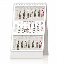 Kalendář 2014 - MINI tříměsíční kalendář - stolní