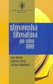 Slovenská literatúra po roku 1989