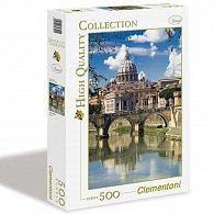 Puzzle 500 dílků Řím