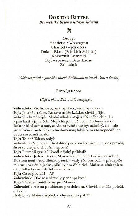 Náhled Básnířka dvou srdcí aneb Zdislavice a Vídeň