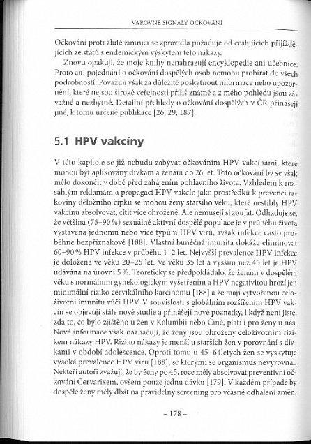 Náhled Varovné signály očkování