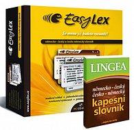 Easylex němčina + německý knižní kapesní slovník
