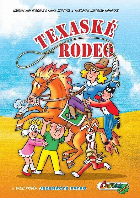 Náhled Texaské rodeo a další příběh: Jedenácté patro