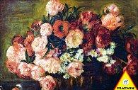 750 d. Renoir, Květiny