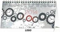 Plánovací - stolní kalendář 2014