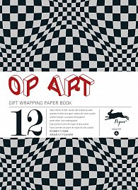 Op Art (Gift Wrapping Paper Book)