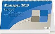 Kalendář stolní 2015 - Manager Europe