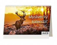 Kalendář stolní 2016 - Myslivecký kalendář
