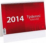Týdenní 2014 - stolní kalendář