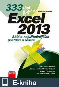 333 tipů a triků pro Microsoft Excel 2013 (E-KNIHA)