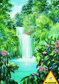 1000 d. Paradise - Vodopád