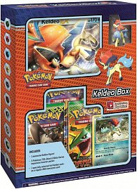 Pokémon: Keldeo Box (1/12)