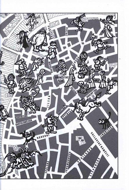 Náhled Praha plná strašidel