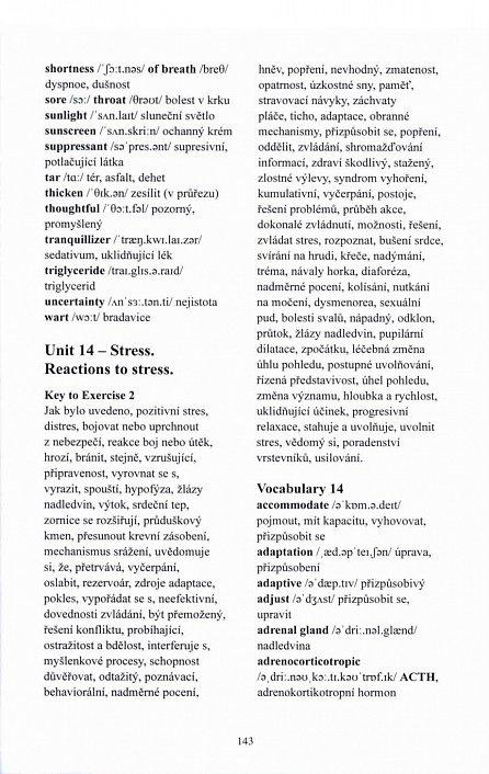 Náhled Angličtina pro nutriční terapeuty