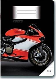 Sešit 524 MOTO SPEED