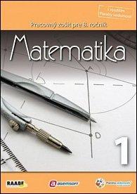 Matematika Pracovný zošit pre 8. ročník 1