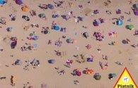 1000 d. Pláž