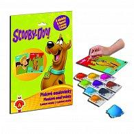 Pískové omalovánky - Scooby Doo