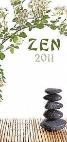 Kalendář 2011 - Zen (20x42) nástěnný
