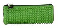 Pixie Kulatý Penál PXA-06 zelená / zelená